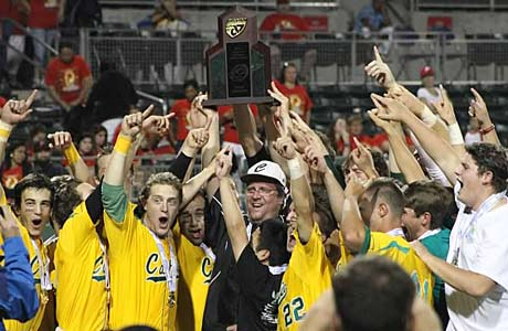 Pensacola Catholic went 30-0, won the Florida 4A state title and was selected as the national champion in the final MaxPreps Xcellent 50 baseball rankings for 2013.