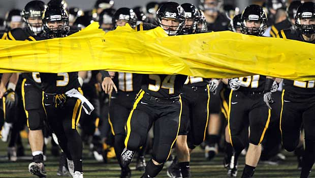 North Allegheny raced to a AAAA title with a dominant playoff performance.