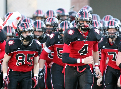 The Rock-a-Chaws of St. Stanislaus get their mascot name from a pesky grass found on the Gulf Coast.