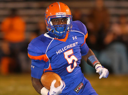 Dorial Green-Beckham is still uncommitted. His Missouri roots certainly lend credence to rumors that he will choose the Tigers.