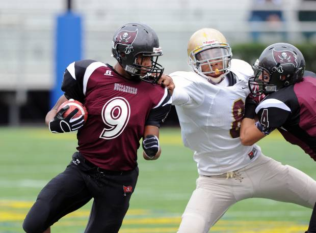 Caravel and Pierce Ripanti will look to break away from all other Delaware schools and improve their No. 5 ranking.