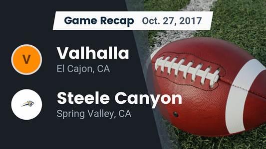 Football Game Recap: Steele Canyon vs. Ramona