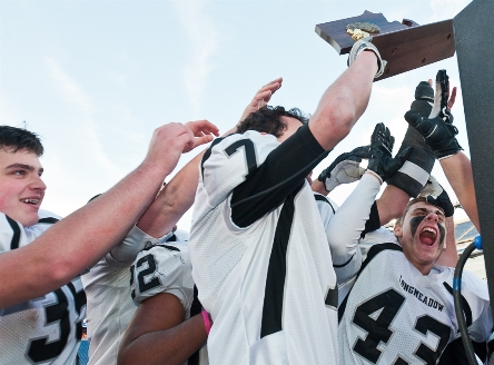 Longmeadow (Mass.) has celebrated eight titles during the MaxPreps era, but it easily could have been more. The Lancers have played for the championship in 15 consecutive seasons.