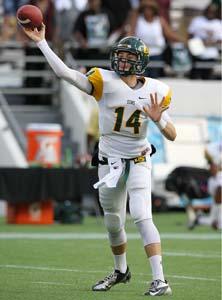 University quarterback Mike White.